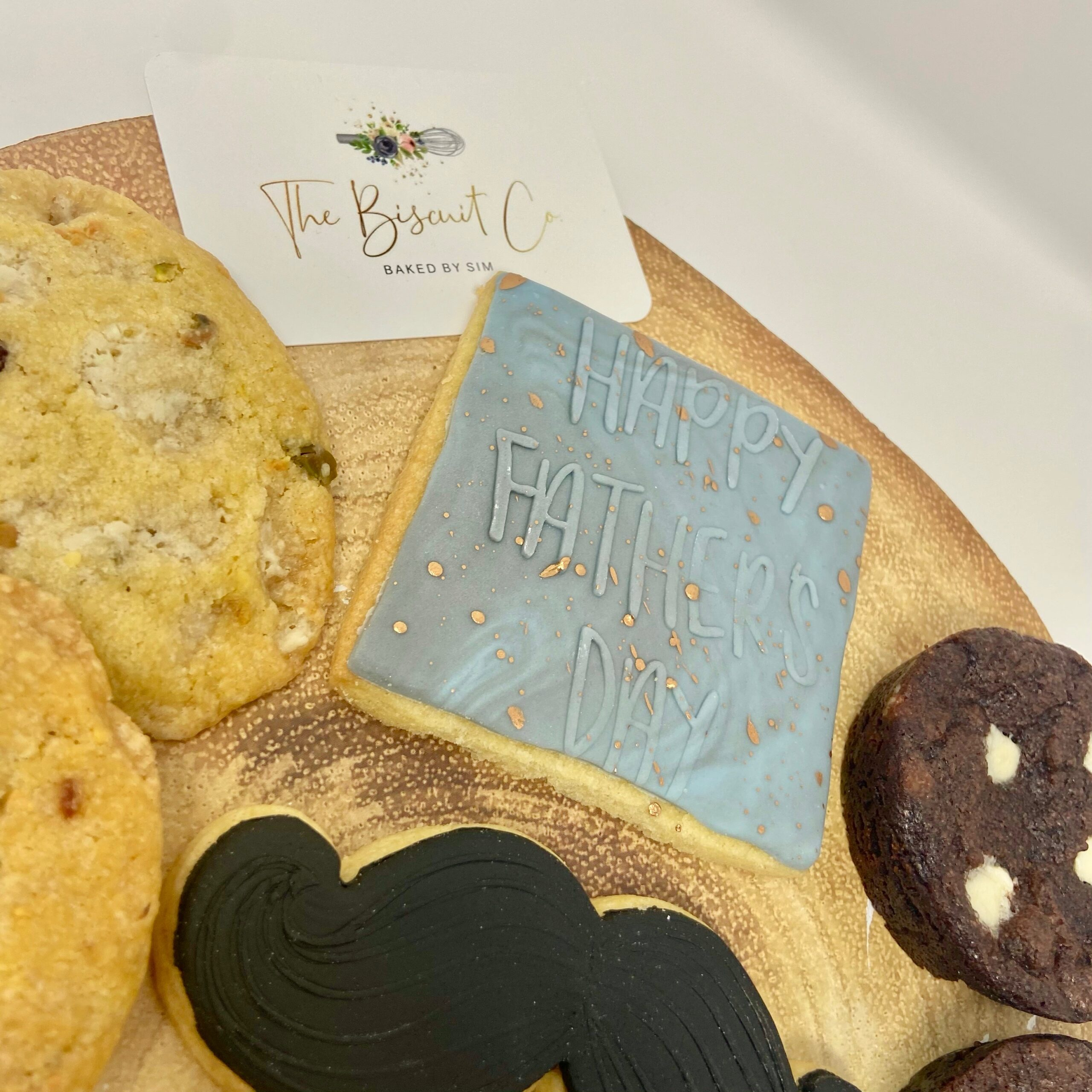 edible gifts for fathers day